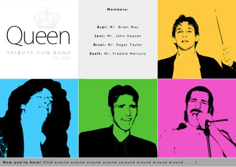 queen-tribute-fun-band-website